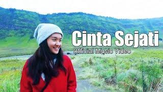 Lagu Terbaru, bikin jomblo baper   CINTA SEJATI 🎵 Official lyric video