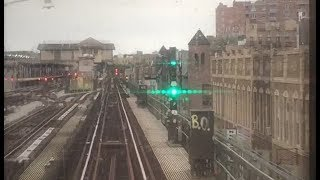 Q Train Timelapse: Coney Island/Stillwell Ave. to Prospect Park