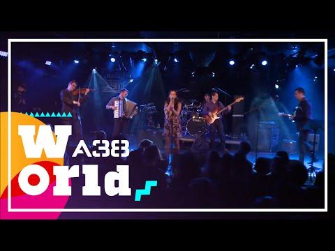 Napra - Tulipános // Live 2014 // A38 World