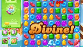 Let's Play - Candy Crush Jelly Saga (Level 1124 - 1128)