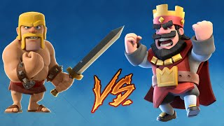 Clash of Clans vs. Clash Royale - Comparison!
