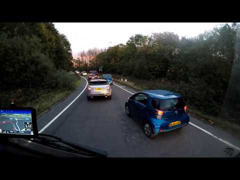 HGV Vlogging #67 Falkirk and Grangemouth