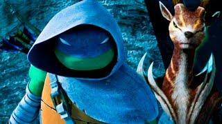 Teenage Mutant Ninja Turtles Legends - VISION IN COMICS #TMNT