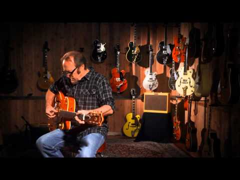 Stephen Stills Talks Gretsch - YouTube