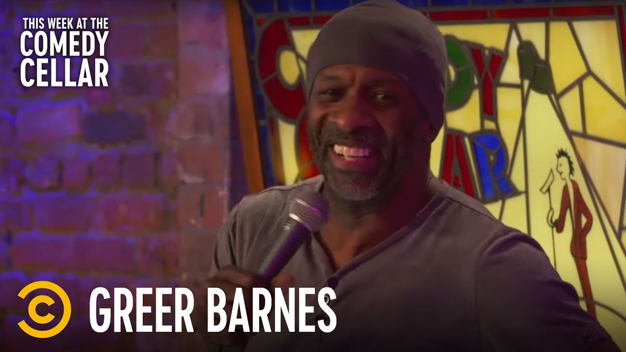 "Download Greer Barnes: ""If I Was a White Woman, I Would Rob Black Dudes"" - This Week at the Comedy Cellar"