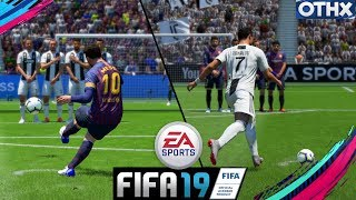 FIFA 19 | Signature Free Kick Styles / Techniques ft. Messi, Ronaldo, Bale| @Onnethox