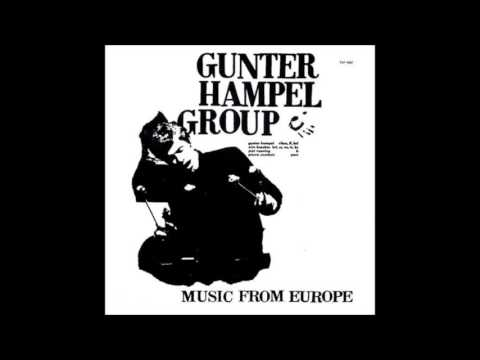 Gunter Hampel Group - Music from Europe