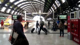 Вокзал Милано Централе за 30 секунд(Будучи на вокзале Milano Centrale, BlogoItaliano записал короткое видео, чтобы у Вас сложилось о нем представление. Билет..., 2016-09-08T15:48:20.000Z)