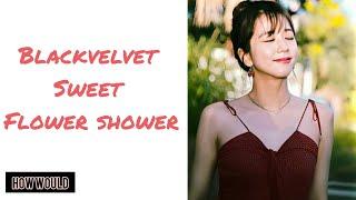How Would BlackVelvet Unit Sweet sing Hyuna-Flower Shower