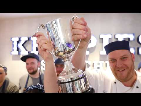 A Year In The Life Of Krispies - National Fish And Chip Awards Champions 2019