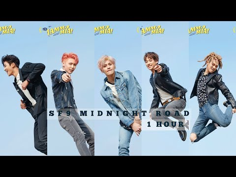 SF9 - Midnight Road [1 Hour]