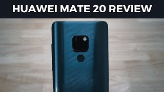 Huawei Mate 20 Review - The Pros & Cons