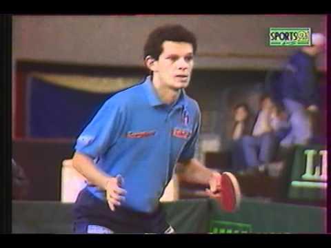 1993 Belgique France Jean Michel Saive Patrick Chila