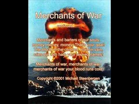 "SpaceRocker's ""Merchants of War"""