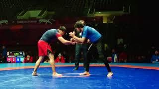 Спорт. Грепплинг. Чемпионат Азии-2018. Часть 3
