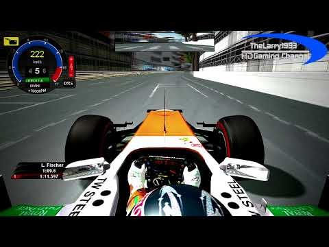 ReDrive - rF1 GP Monaco