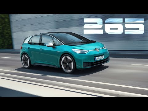 VW ID 3 Revealed, Tesla Record Breaking, Fast Charging Plug ins TEN 265