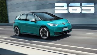 VW ID 3 Revealed,  Tesla Record Breaking,  Fast Charging Plug ins TEN 265