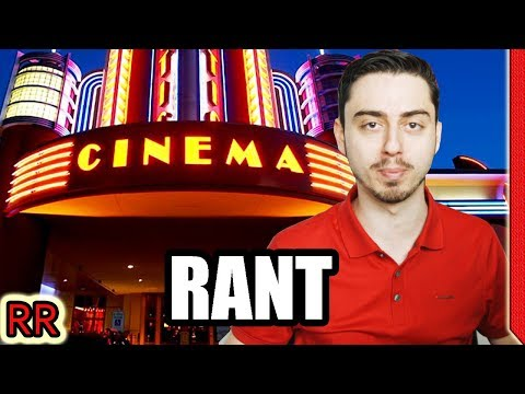 Why Movie Theaters Suck.