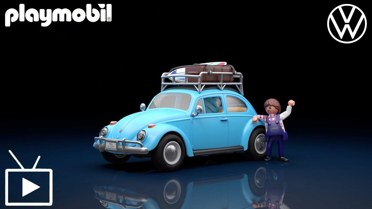 Volkswagen Käfer | Animation | PLAYMOBIL