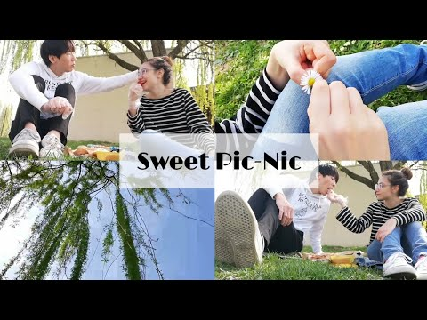 Having a sweet