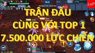 VLTK Mobile - Tâm Ma Với Top 1 Lực Chiến S43 - Clans: Shadow of the Moon - Legend of Swordman