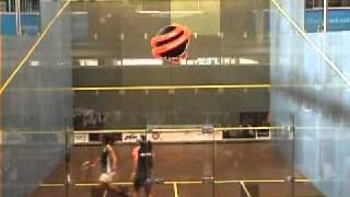 Nicol David  vs Rachael Grinham Game3.wmv