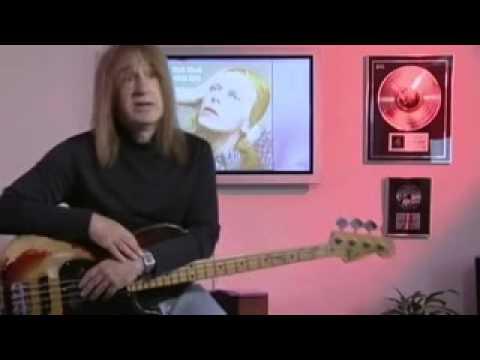 David Bowie - BBC Radio 'In Concert' Jeff Griffin & Trevor Bolder interview.