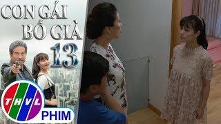 THVL | Con gái bố già - Tập 13[3]: Kim Cương nổi giận vì Thạch Anh vui vẻ khi Ruby không về
