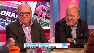 Willy en René van de Kerkhof over het fiasco van Oranje