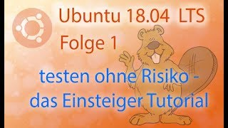 Tutorial ✪ Ubuntu 18.04 LTS parallel zu Windows 10 installieren ✪ HD | German | Deutsch