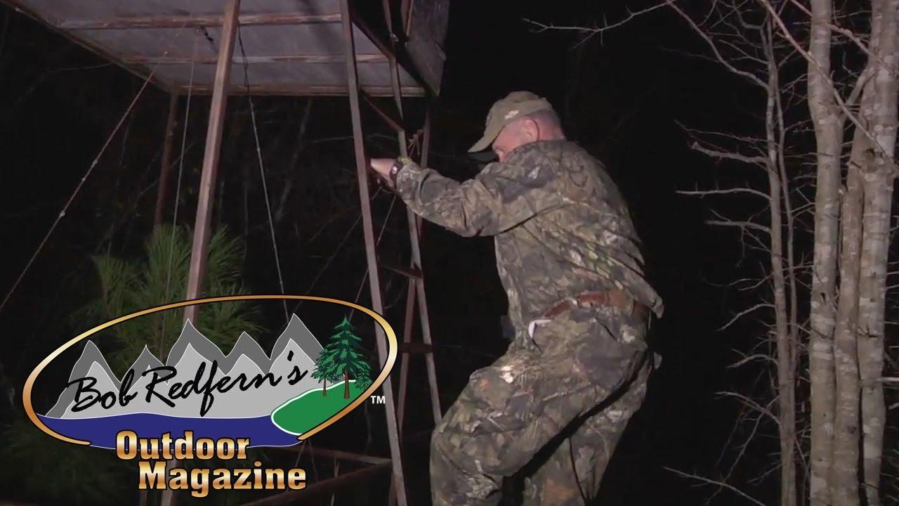 Night Hog Hunting at Cedar Knoll | Bob Redfern's Outdoor Magazine