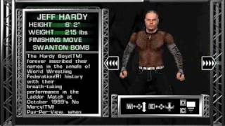 WWE RAW 2002 ROSTERS