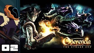 Let's Play Operencia: The Stolen Sun - PC Gameplay Part 2 - One Big Croaker