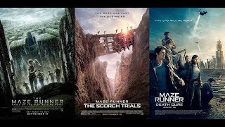 The theatrical trailers for maze runner trilogy, directed by wes ball and based on novel series james dashner.0:00 runner2:25 scorch ...