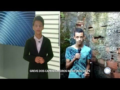 [HD] 'Plantão da Record Tv' sobre a greve dos caminhoneiros em Pernambuco (26/05/2018)