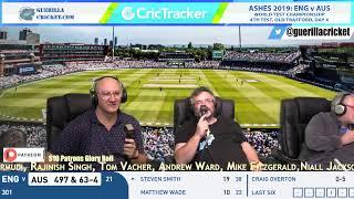 Men's Ashes 2019: ENG v AUS, 4th Test, Old Trafford - Day 4