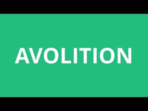how-to-pronounce-avolition---pronunciation-academy
