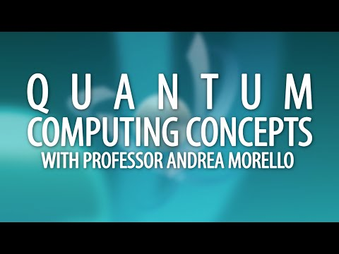 Quantum Computing Concepts – Quantum  Algorithms
