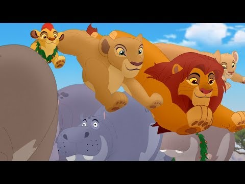 The Lion Guard: The Twelve Ways of Christmas song (with lyrics) | Timon and Pumbaa's Christmas