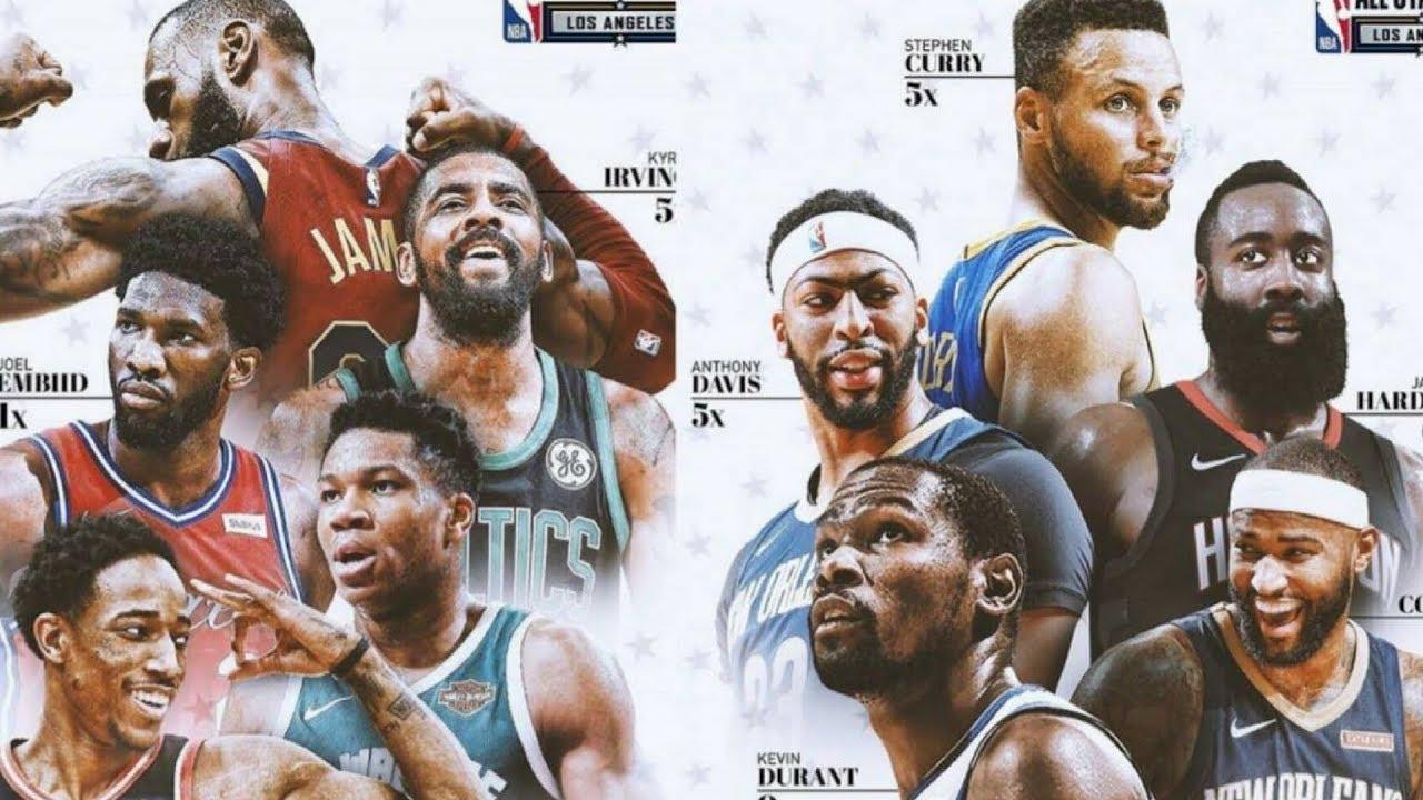 NBA Best Players Mix 2018 -