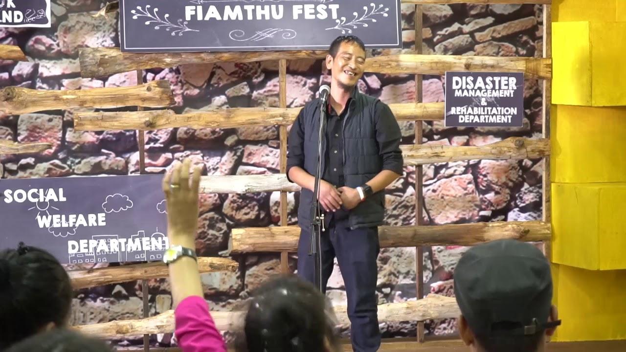 LALNUNSANGA  - YAMAHA FIAMTHU FEST 2017 ROUND 2