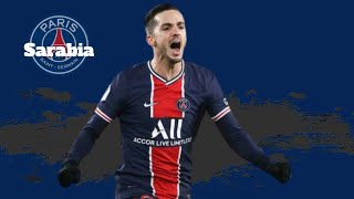 Pablo Sarabia - Best perfomance with PSG - Best Skills, Goals & Assists - HD