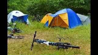 Rain on a Tent Sounds