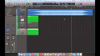 Im Studio mit Freshbass - Minimal Techno Percussion TUTORIAL (Logic Pro X 2014)