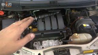 Oficina mecânica - Fiat Idea problema na bomba de combustível e substituição de correias