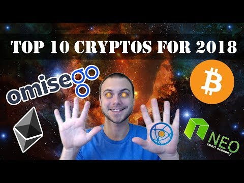 🤑 Top 10 Cryptocurrencies of 2018 | The Retirement Fund 💰