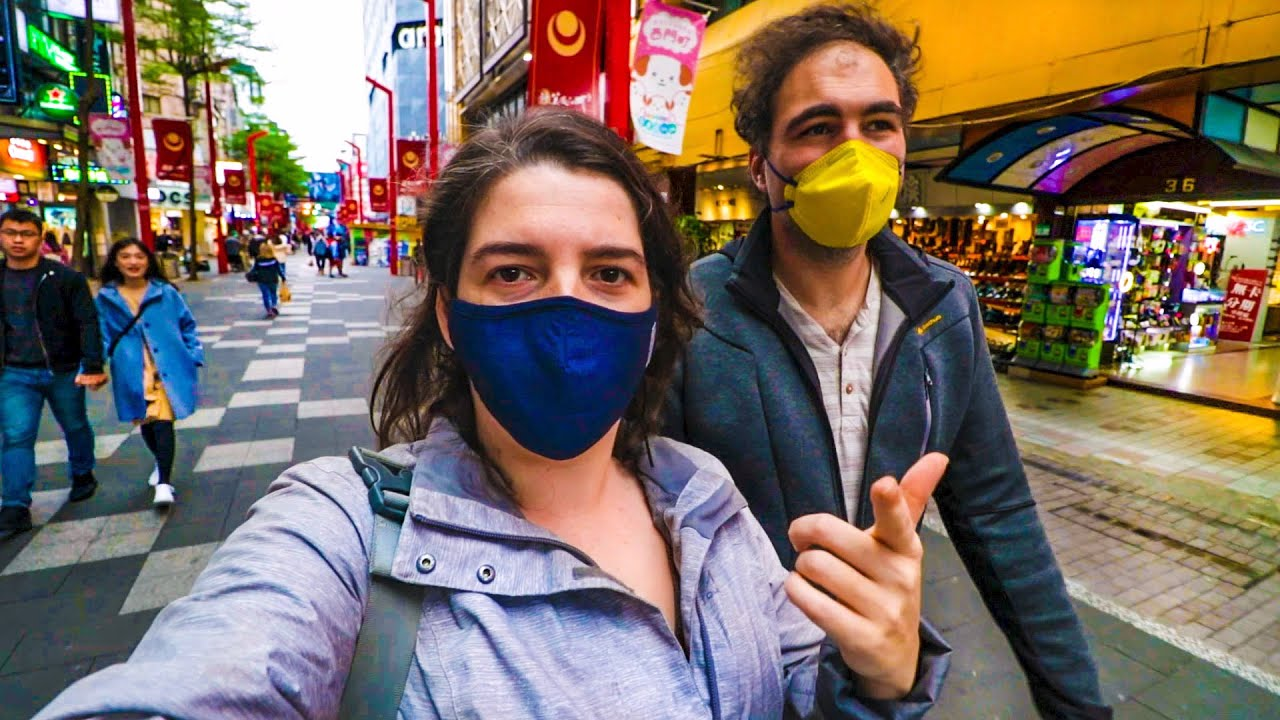 How is Daily Life in Taiwan During the Pandemic Outbreak in the world.