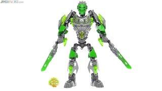 LEGO Bionicle 2016 Lewa Uniter of Jungle review! 71305