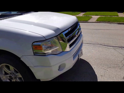Ford Expedition suv limo 14 passengers